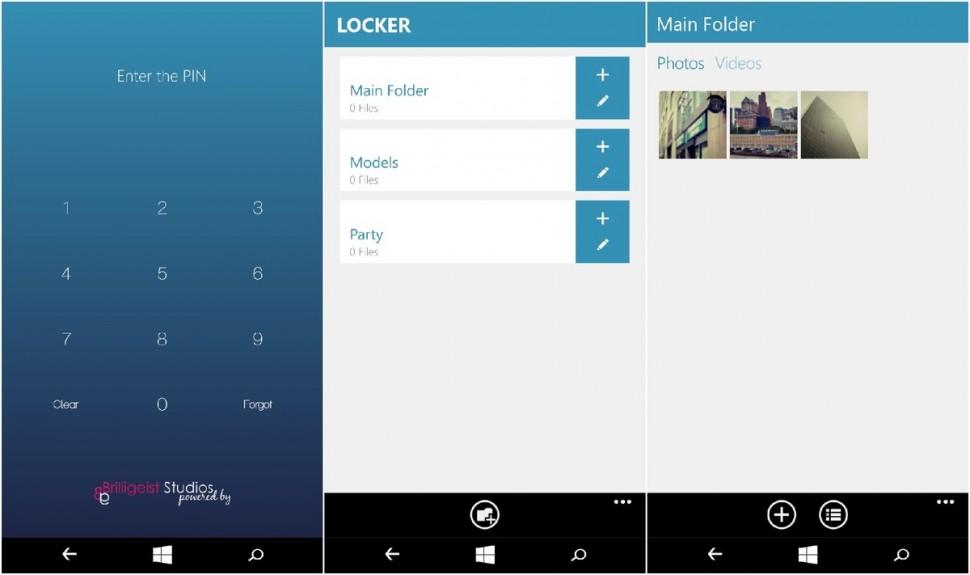 brilli-gallery-locker-screenshots