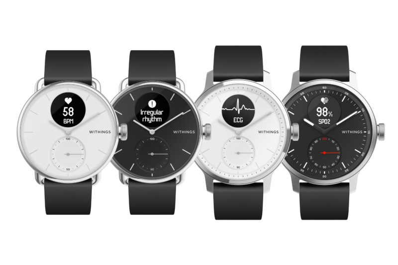 Smartwatch Withings Scanwatch