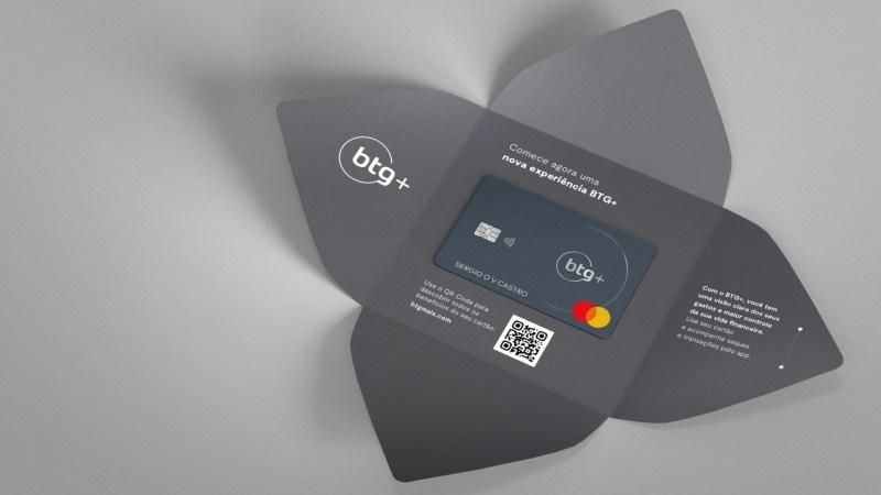 Cartão BTG+Platinum