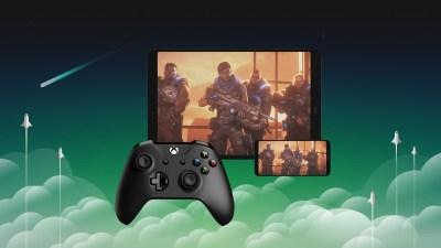 xcloud Xbox. Imagem: Microsoft