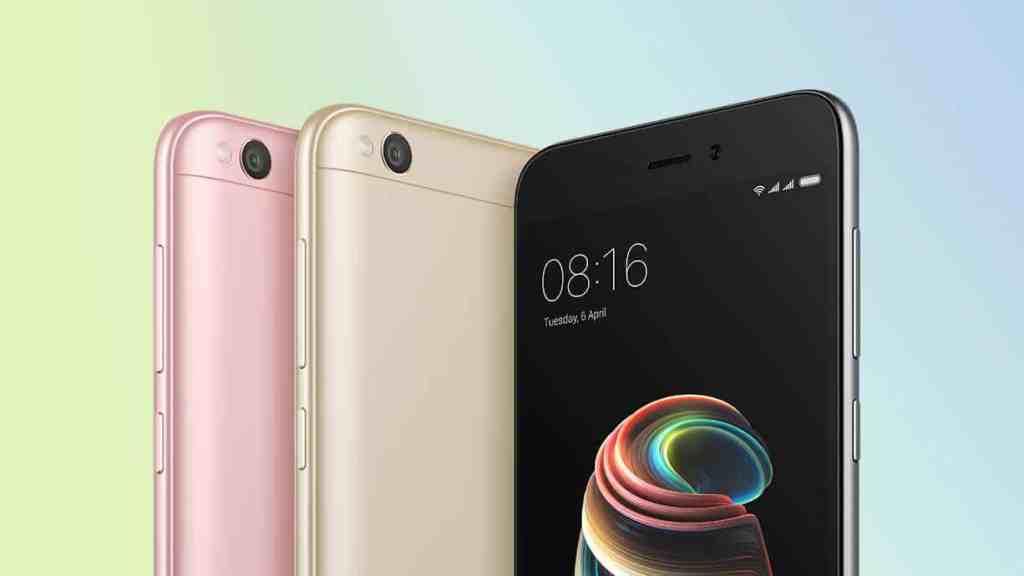 Fitur Xiaomi Redmi 5A