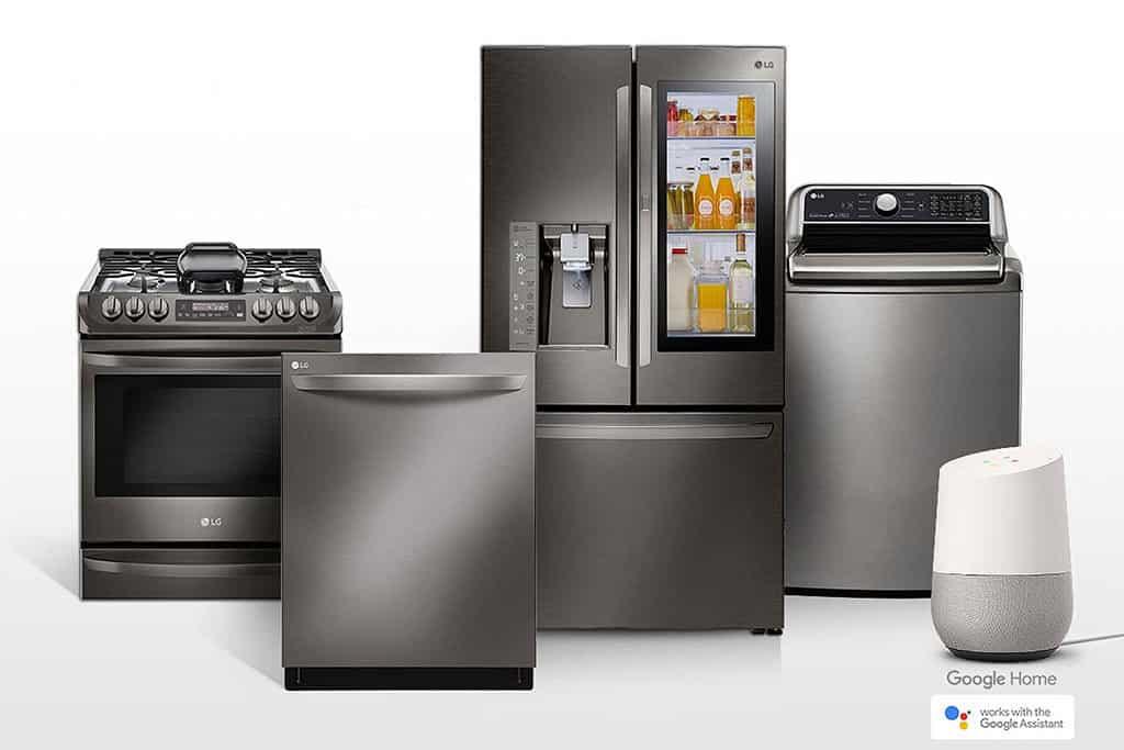 LG SmartThinQ dapur pintar