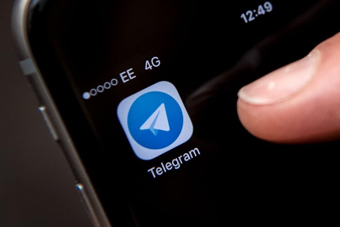 Iran kini memblokir Telegram. Foto oleh theverge.com