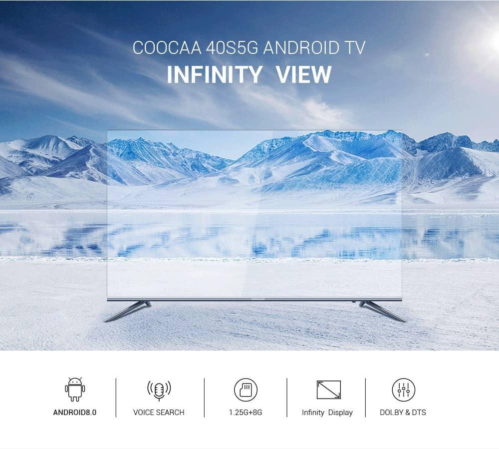 Kampanye Coocaa Infinity Deal