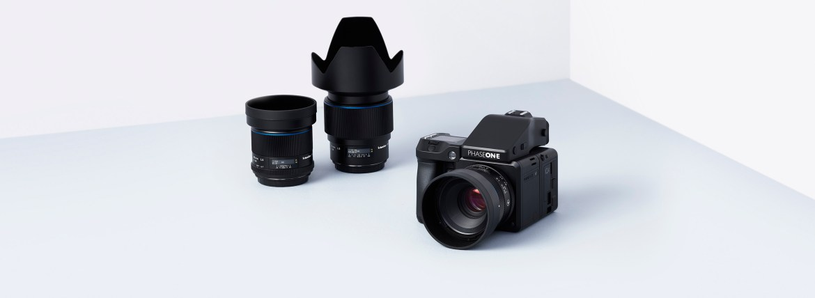2. Phase One XF IQ4 150MP Camera System