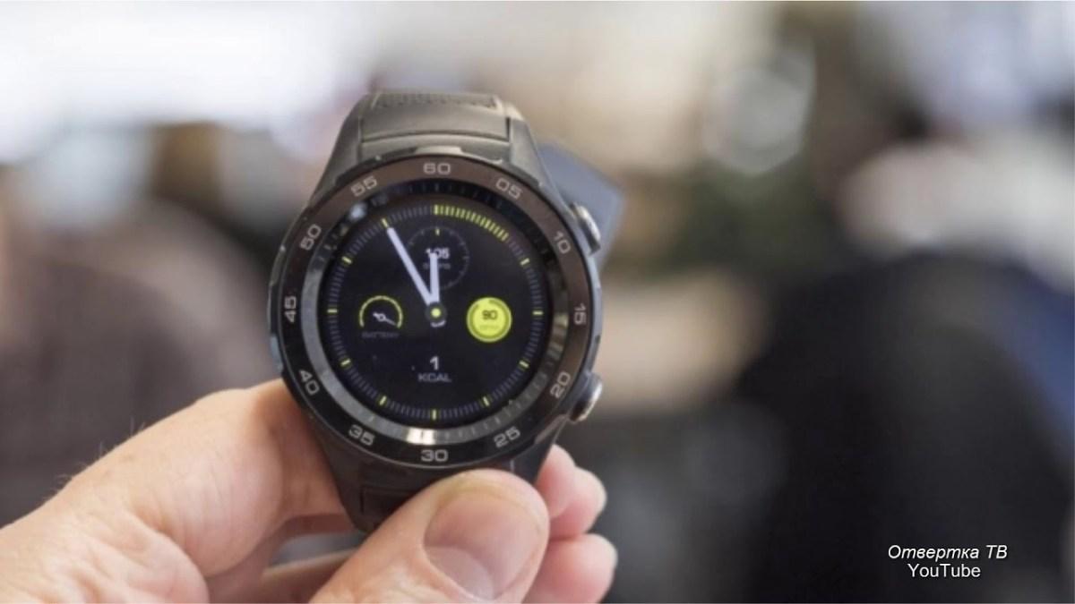 Huawei Watch GT. Foto oleh slashgear.com