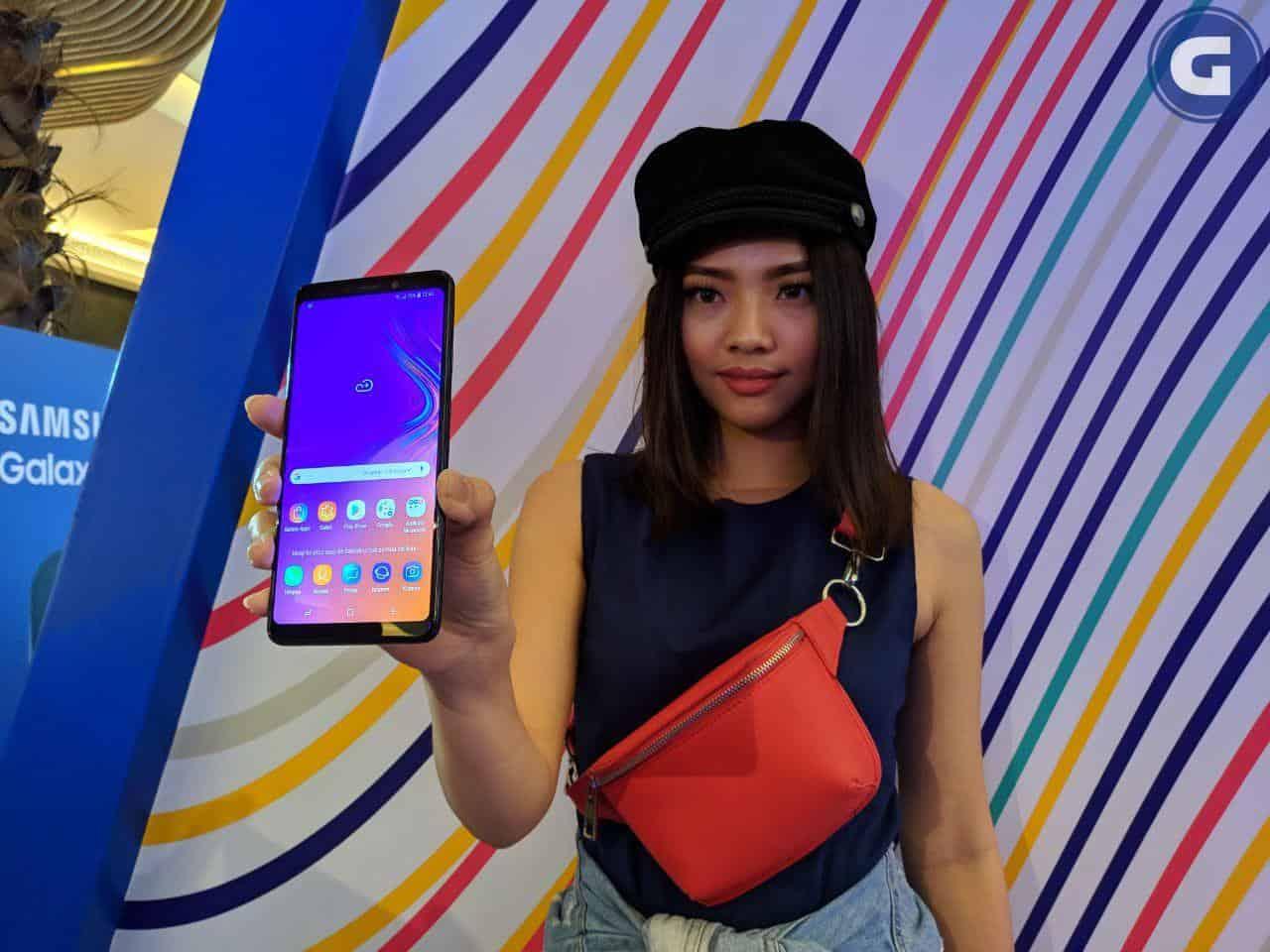 Samsung Galaxy A9 Indonesia