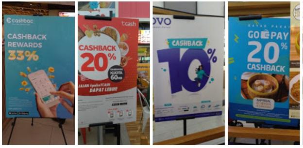 Cashback Makin Disukai
