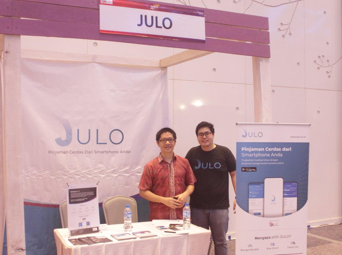 CEO & Senior Product Manager Fintech JULO (Adrianus Hitijahubessy & Yogi Suryadinata)
