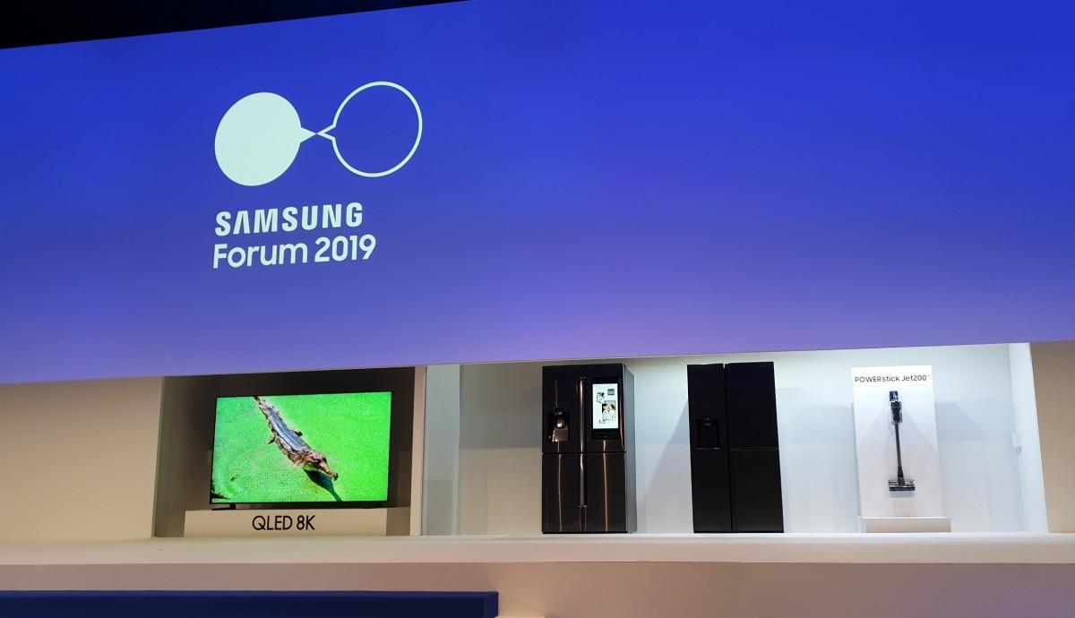 Samsung Forum 2019 Pamerkan Jajaran TV QLED dan Smart Home