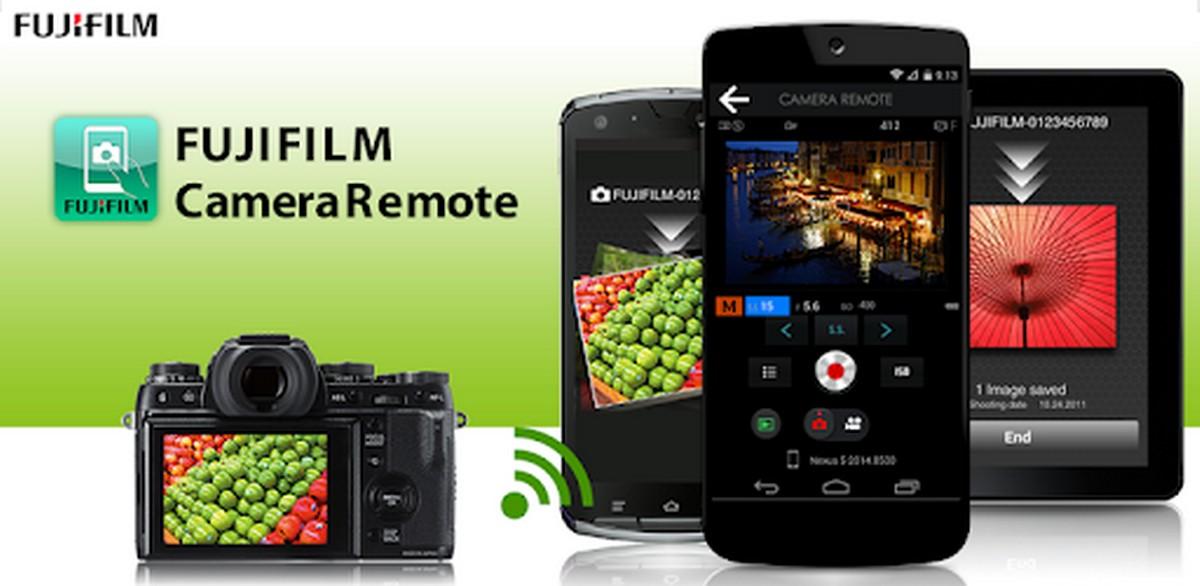 Fujifilm Remote Camera