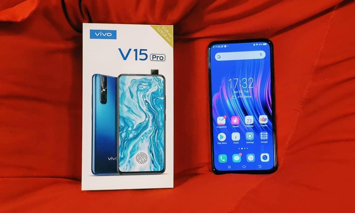 Review Vivo V15 Pro Gizmologi