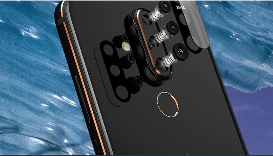 Triple Camera Pada Nokia X71