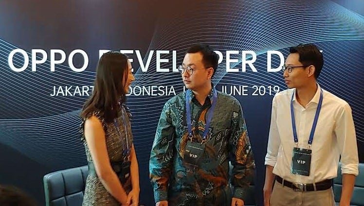 OPPO developer day