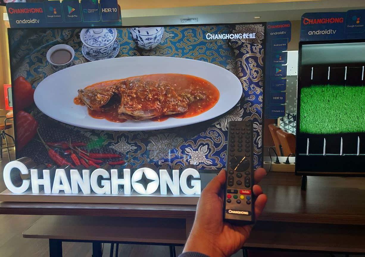 Changhong AI Android TV H4 Series