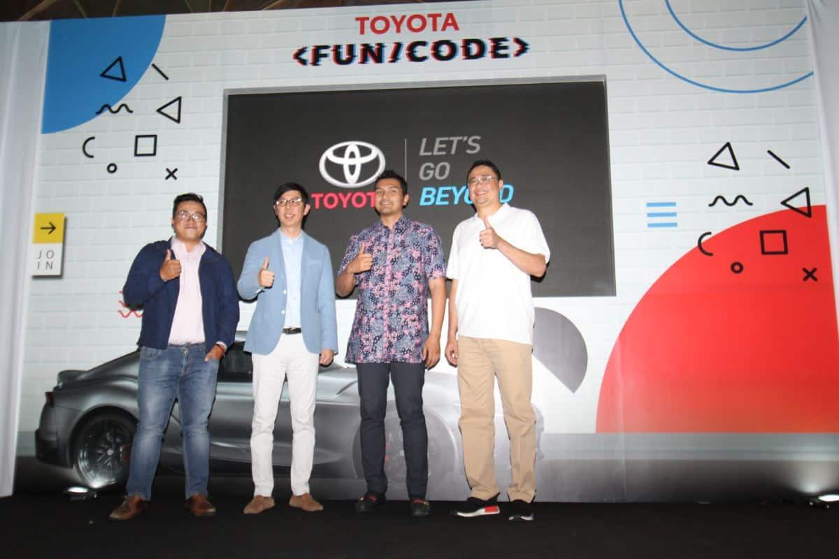 Toyota Fun Code