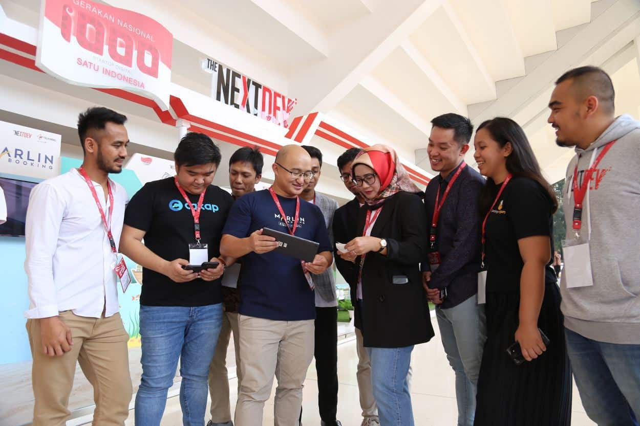 Telkomsel dukung Gerakan 1.000 Startup Digital