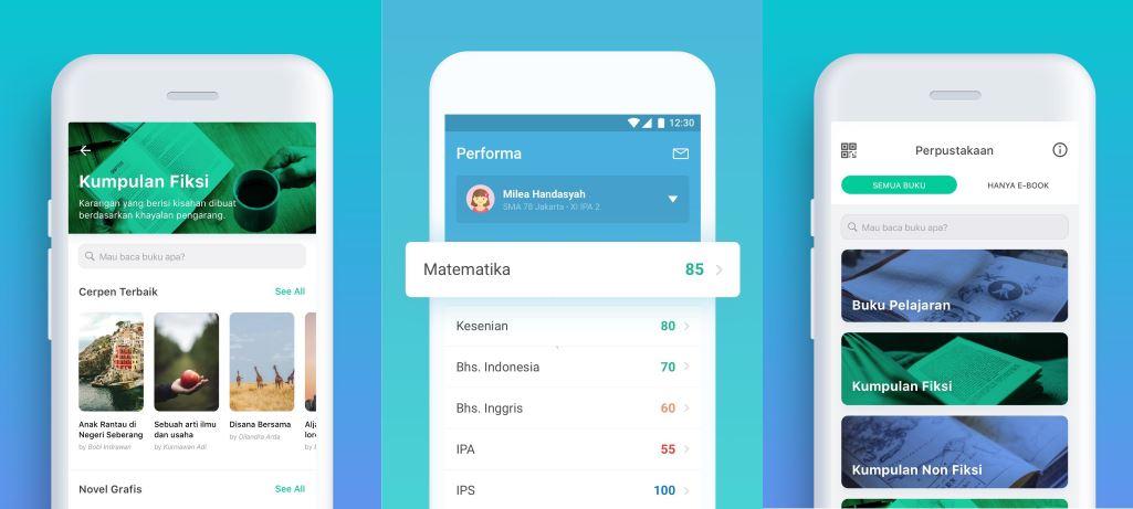 Aplikasi Gredu Digitalisasi Sekolah untuk Guru, Murid, Orang Tua