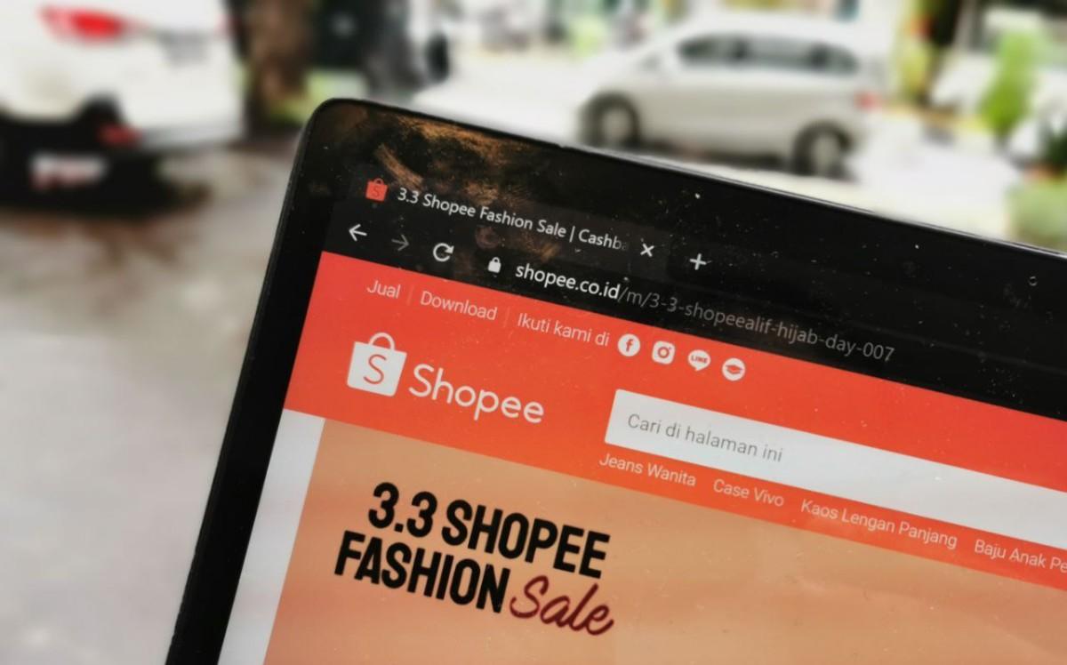 Fashion Lokal Shopee Fashion Sale
