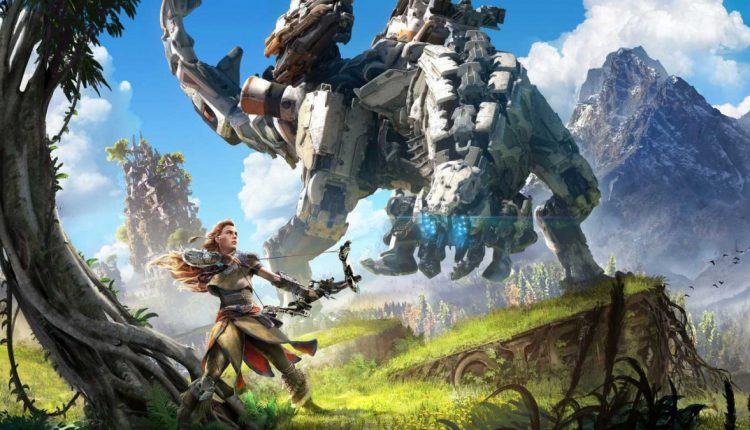 Game Playstation 5 : Horizon Zero Dawn 2