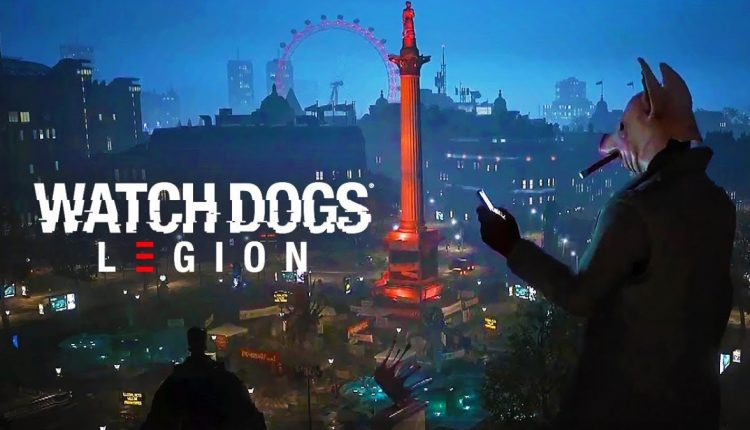 Game Playstation 5: Watch Dogs Legion