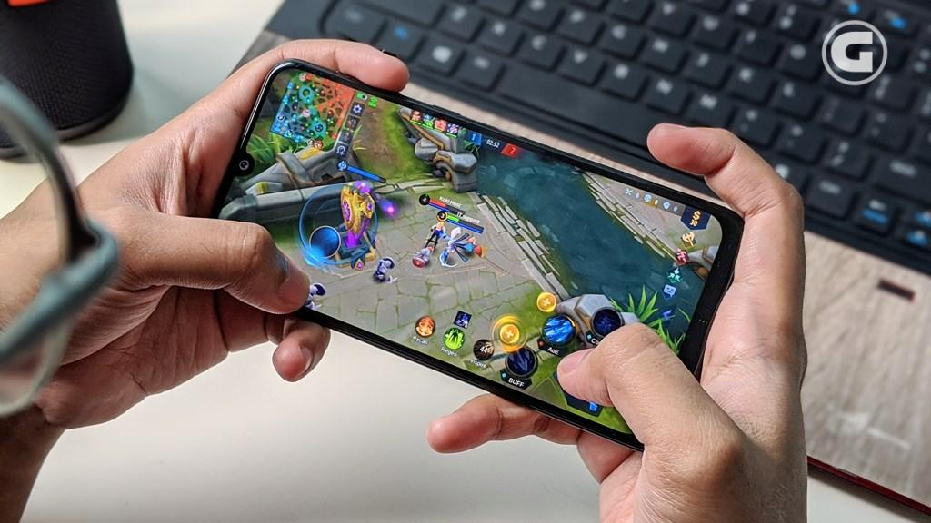 Samsung Galaxy M31 Mobile Legends