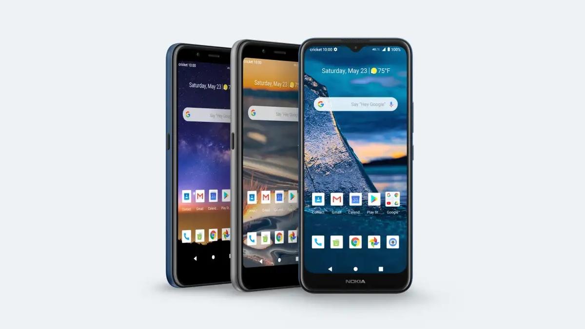 Nokia C5 & C2 series
