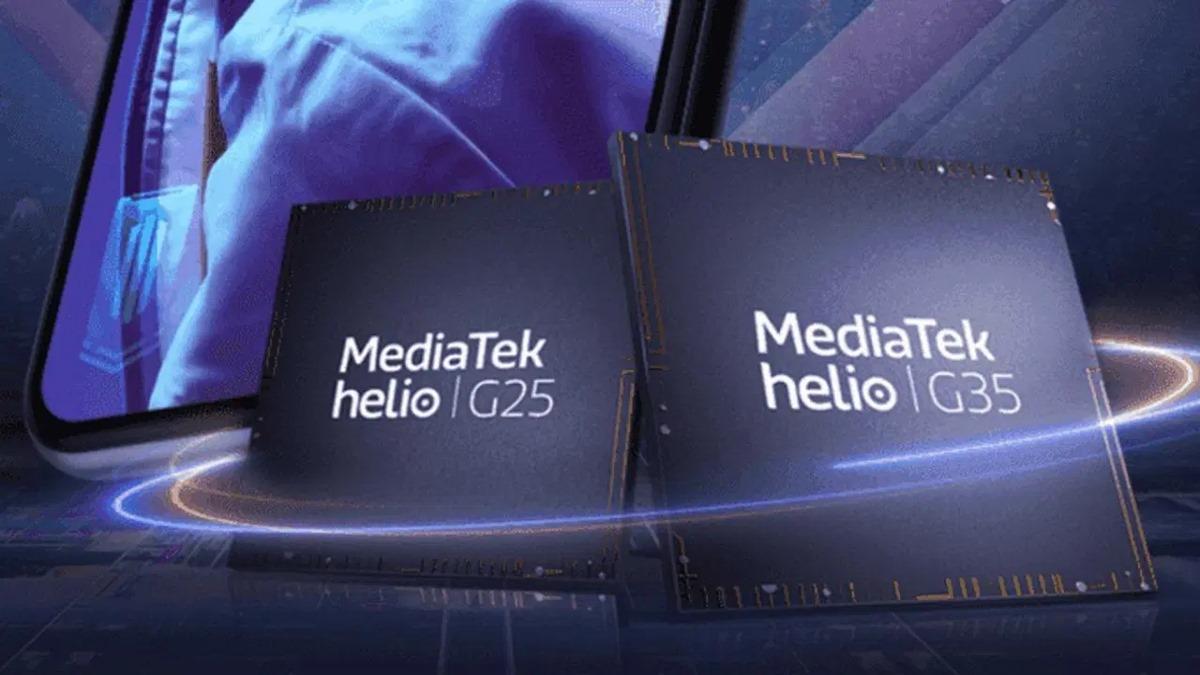 MediaTek Helio G25 & G35