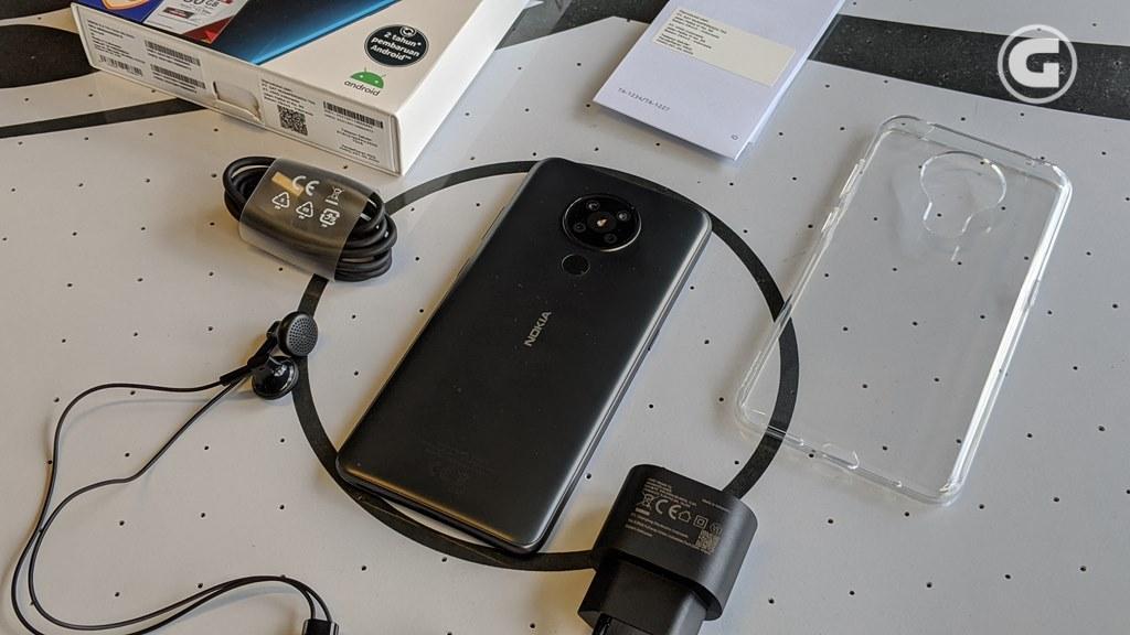Kelengkapan Nokia 5.3