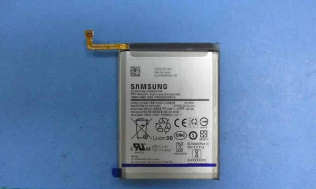 Baterai Samsung Galaxy M41