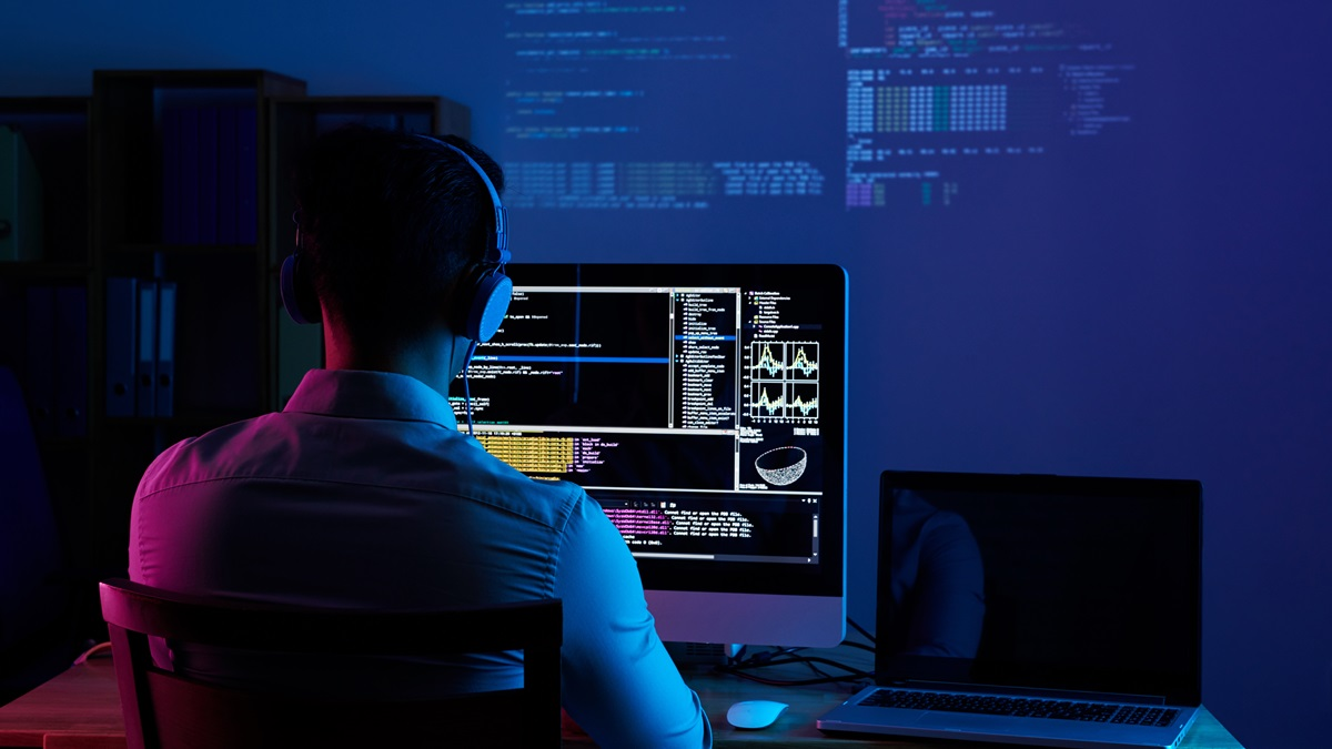 Ilustrasi coding