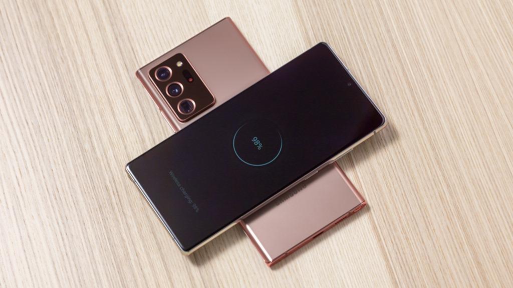 Wireless PowerShare Galaxy Note20