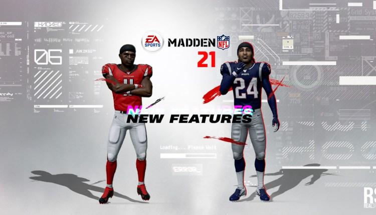 game konsol Madden NFL 21
