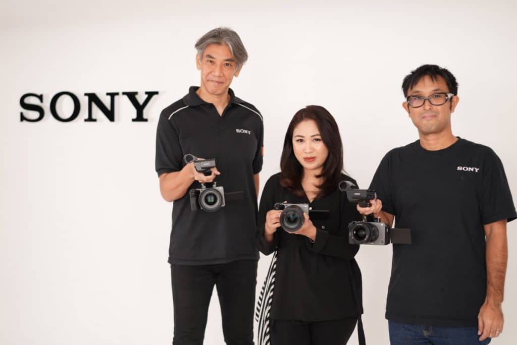 Sony Cinema Line FX3 Indonesia