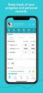 Runkeeper—GPS Running Tracker