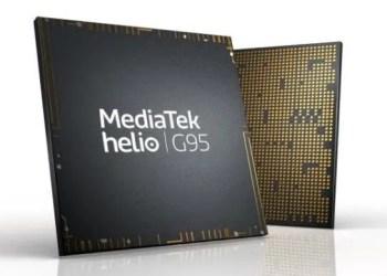 MediaTek Helio G95 Announced -Powerful Chipset for budget gaming Phones