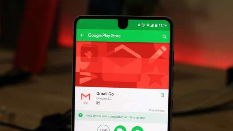 Google launches Gmail Go on Play Store for any mobile