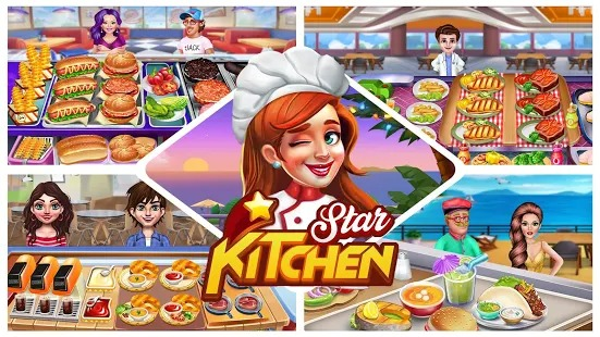 Kitchen Star Caze