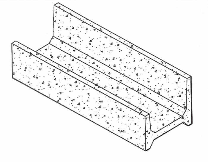 Concrete Feed Bunk Form