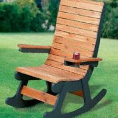 Building A Rocking Chair Office Waiting Room Chairs Cheap Plans