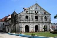 Philippinen: nichts bleibt für die Ewigkeit - San Pedro Apostol de Loboc, Bohol 1