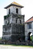 Philippinen: nichts bleibt für die Ewigkeit - Baclayon Church, Bohol 5