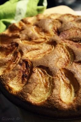 Herbst fetzt - Apfelkuchen