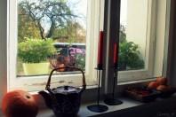 Herbst fetzt - Fensterdeko