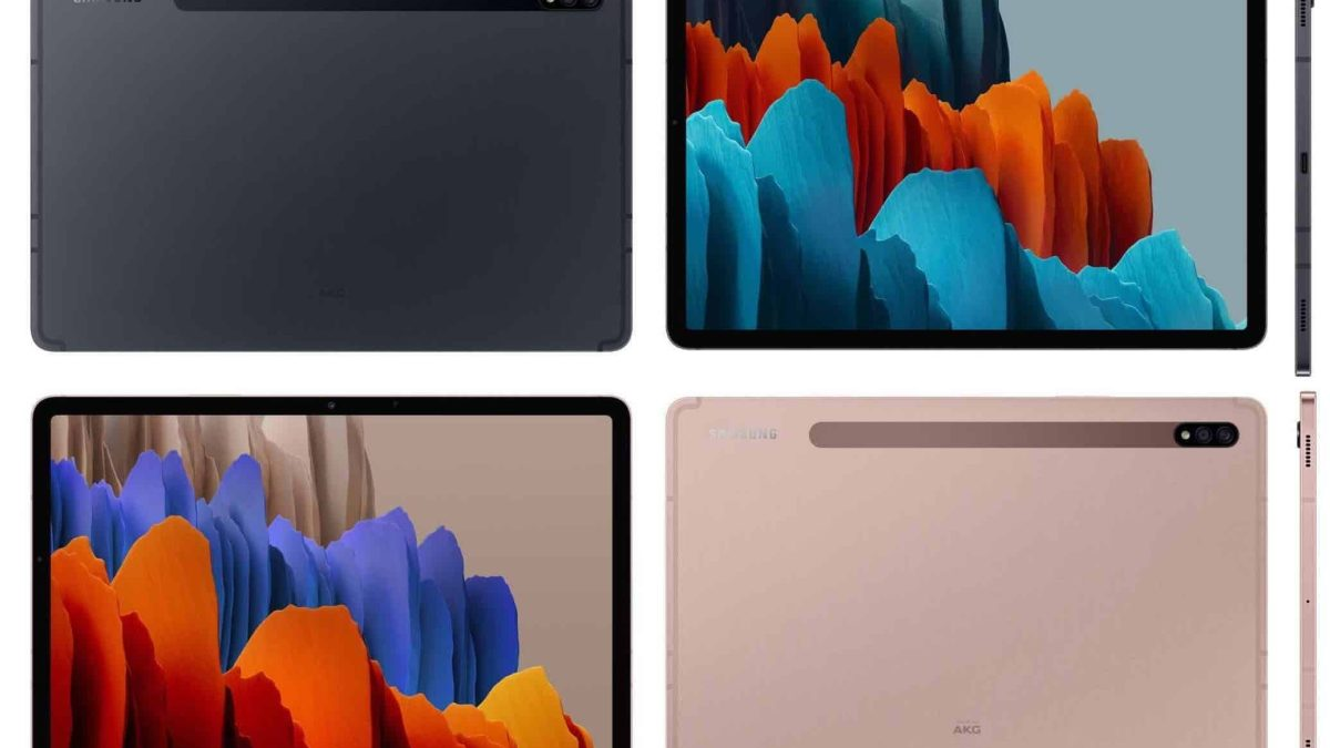 Samsung Galaxy Tab S7 – First Impressions