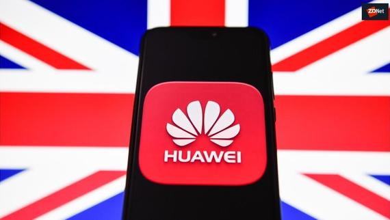 U.K. bans installation of new Huawei 5G equipment from September