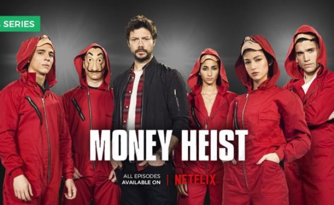 La Casa De Papel Money Heist Season 4 On Netflix Release