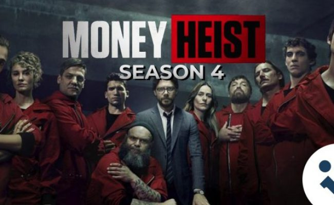 Is Le Casa De Papel Money Heist Season 4 Coming Anytime