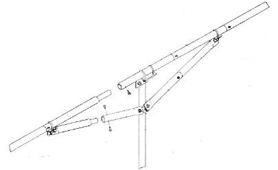 Gizmotchy 10/11 Meter Beam Antenna Specifications