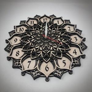 MiniArkiTech clock